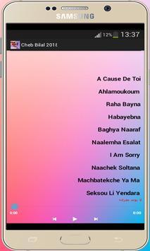 Cheb Bilal 2018 screenshot 2
