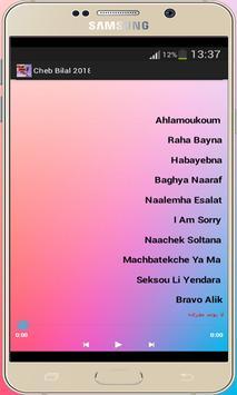 Cheb Bilal 2018 screenshot 3