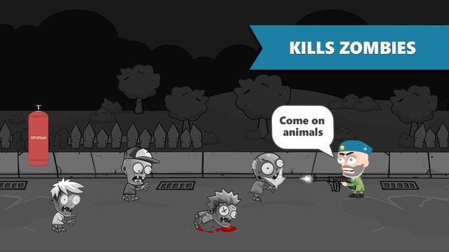 Valera VS Zombies apk screenshot