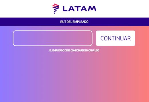LATAM Check and Share poster