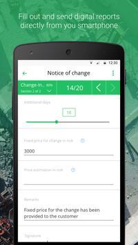CHECKD Forms apk screenshot