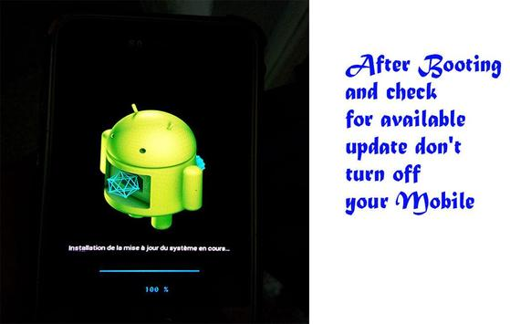 Checker and updates For Android apk screenshot