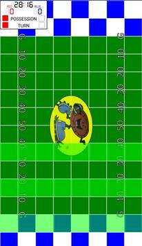 Checker Football poster
