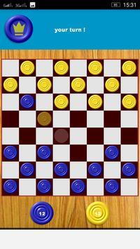 Checkers Lite screenshot 1
