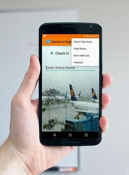 Check In A Flight - Web Checkin & Online Check in apk screenshot