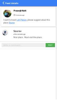 Checkouts apk screenshot