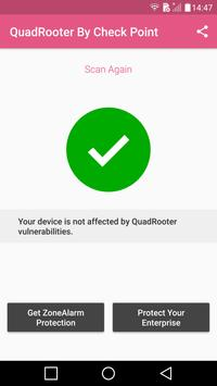 QuadRooter Scanner apk screenshot