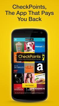 CheckPoints 🏆 Rewards App poster