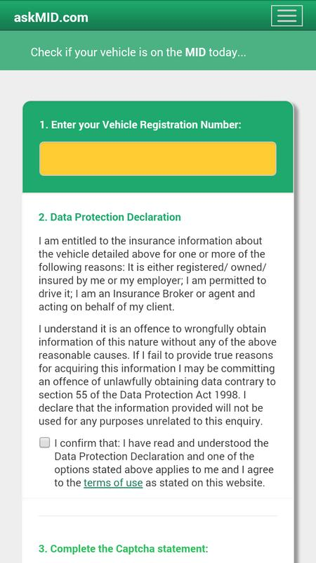 Askmid Insurance Check >> Motor Insurance Check Askmid For Android Apk Download