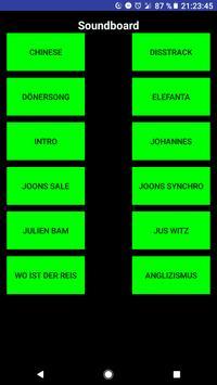 Julien Bam Soundboard screenshot 1