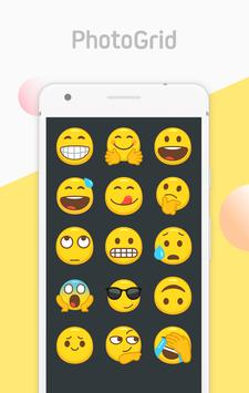 Schermata apk PG Emojis - Emoji Face Sticker Pack from PhotoGrid