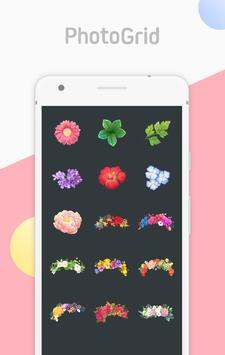 PG Flowers - Flower Sticker Pack from Photo Grid apk スクリーンショット