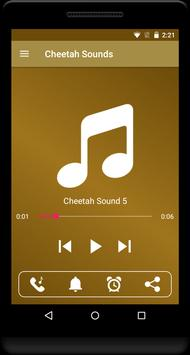 Cheetah Ringtones screenshot 1