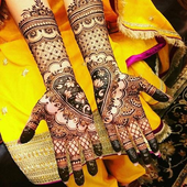 Mehndi Designs 2017 (offline) icon