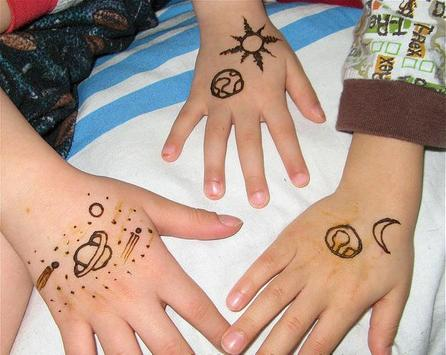 Children Mehndi Designs 2018 apk screenshot