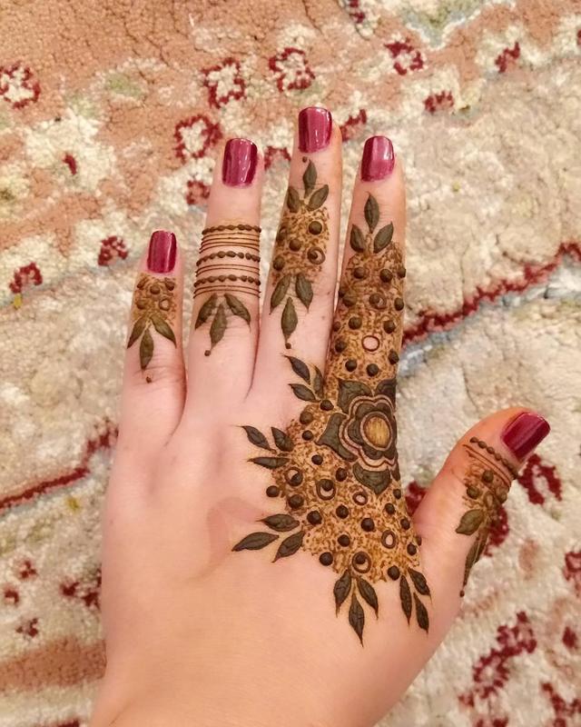 Pakistani Henna Designs: Pakistani Henna Mehndi Designs Para Android