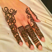 UAE Arabic Mehndi Designs icon
