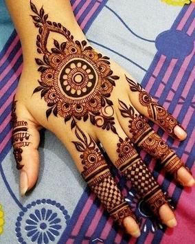 UAE Arabic Mehndi Designs apk screenshot