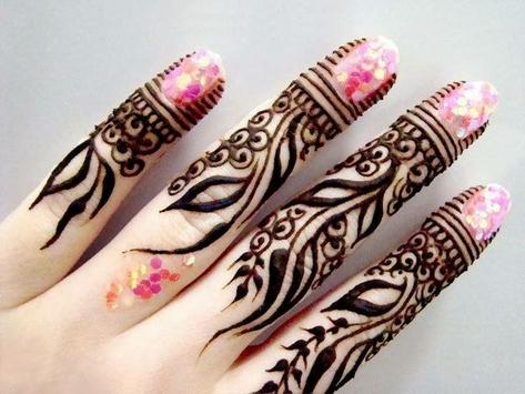 Mehndi Designs For Fingers Step By Step : Fingers mehndi designs styles apk download free art & design app