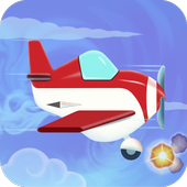 Quick Plane Games - air fighter sky battle ww1 ww2 icon