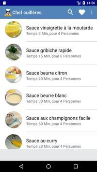 Spoons Chef : PASTA, BREAD, SAUCE, JAM. screenshot 1