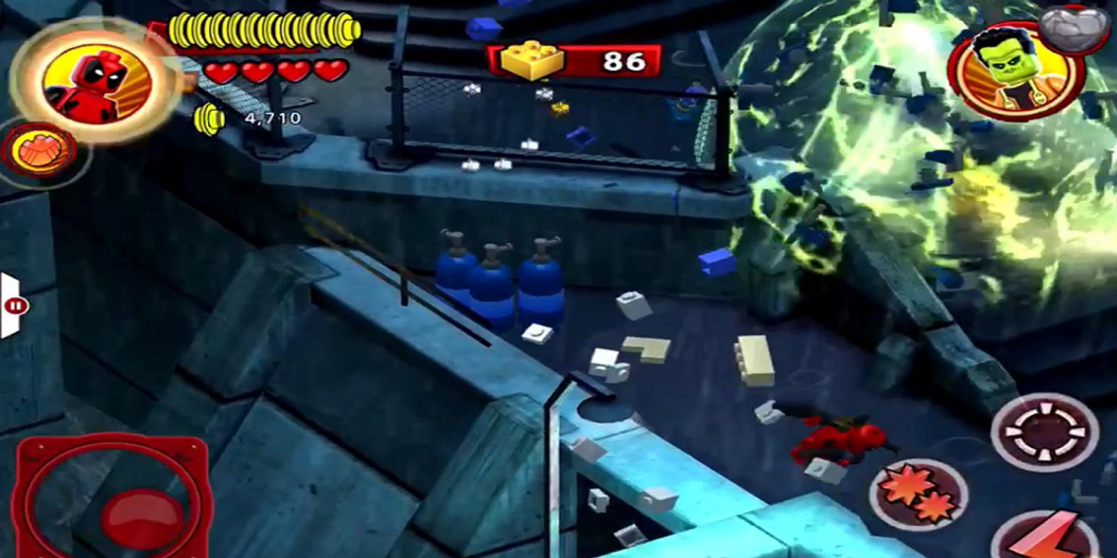repeat for lego deadpool knight APK Download - Free Entertainment ...