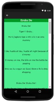 Chinko Ekun - Music And Lyrics screenshot 3
