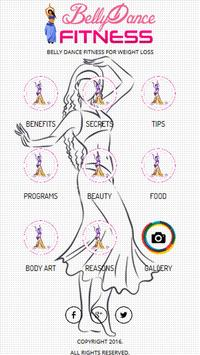 Belly Dance Fitness poster