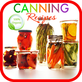 Canning Recipes icon