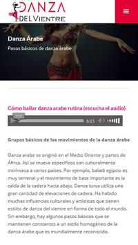 Danza del Vientre screenshot 1