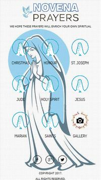 Novena Prayers poster