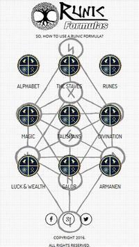 Runic Formulas poster