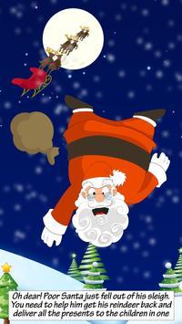 Christmas : Santa Lost Rudolph poster
