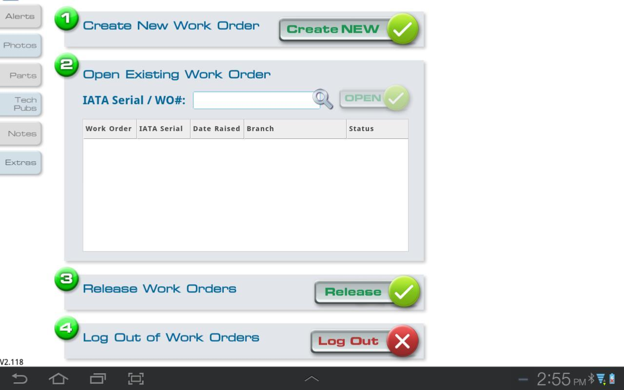 electronic work orders apk download free business app for android