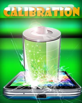 Battery Calibration poster
