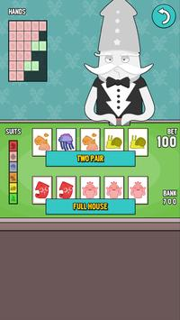 Squid Poker Deluxe apk screenshot