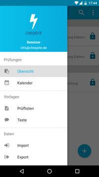 Elektrische Anlagen - Prüfung und Inspektion apk screenshot