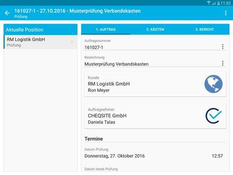 Verbandskästen - Prüfung und Inspektion screenshot 10