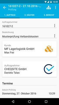 Verbandskästen - Prüfung und Inspektion screenshot 2