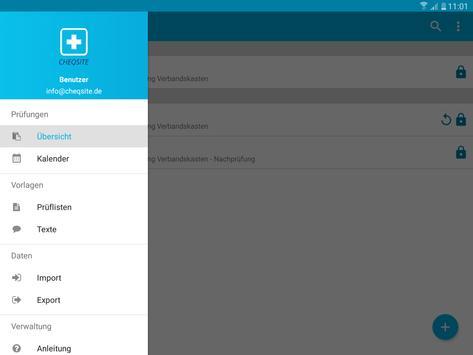 Verbandskästen - Prüfung und Inspektion screenshot 9