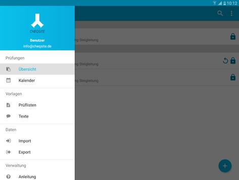Steigleitungen - Prüfung und Inspektion screenshot 17