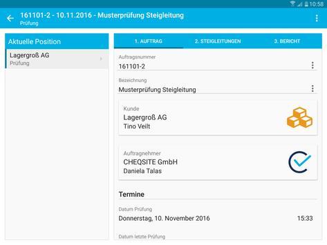 Steigleitungen - Prüfung und Inspektion screenshot 18