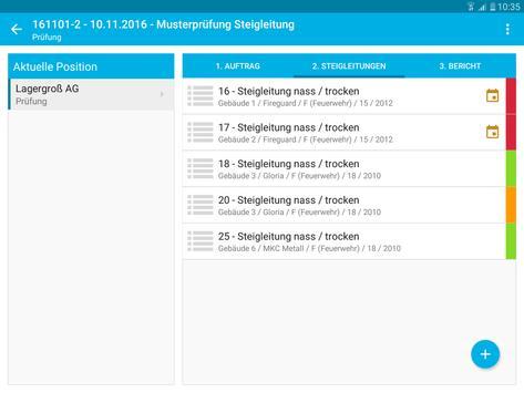 Steigleitungen - Prüfung und Inspektion screenshot 11