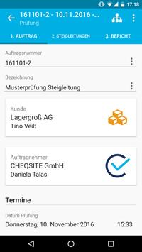 Steigleitungen - Prüfung und Inspektion screenshot 2
