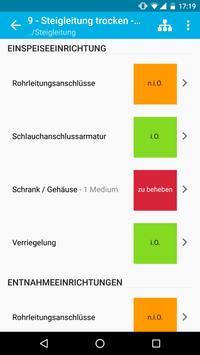 Steigleitungen - Prüfung und Inspektion screenshot 4