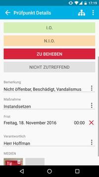 Steigleitungen - Prüfung und Inspektion screenshot 5