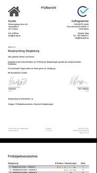 Steigleitungen - Prüfung und Inspektion screenshot 6