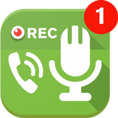 Call Recorder ACR: Record both sides voice clearly icon