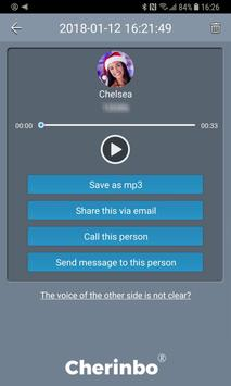 Call Recorder ACR: Record both sides voice clearly apk screenshot