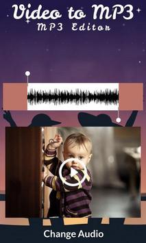 Video to MP3 : MP3 Editor screenshot 13